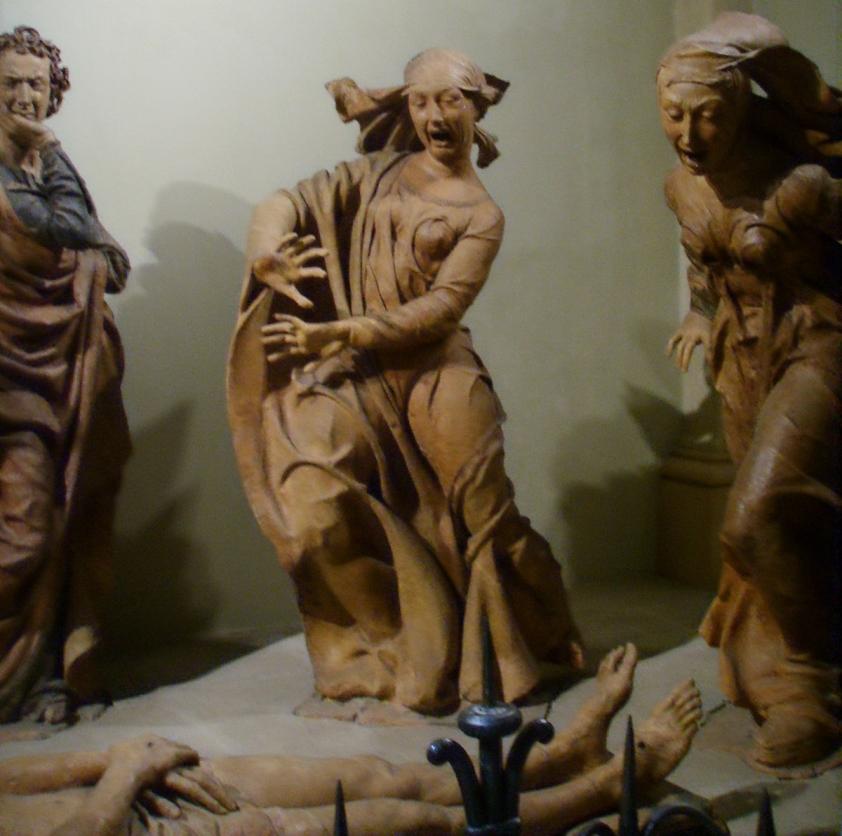 Niccolò_dell'arca,_Compianto_sul_Cristo_morto,_Chiesa_di_S._Maria_della_vita,_Bologna_06