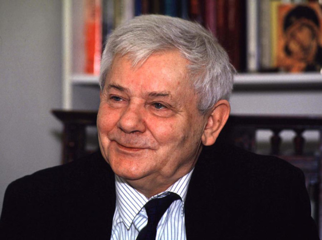 POLISH POET ZBIGNIEW HERBERT FILE PHOTO